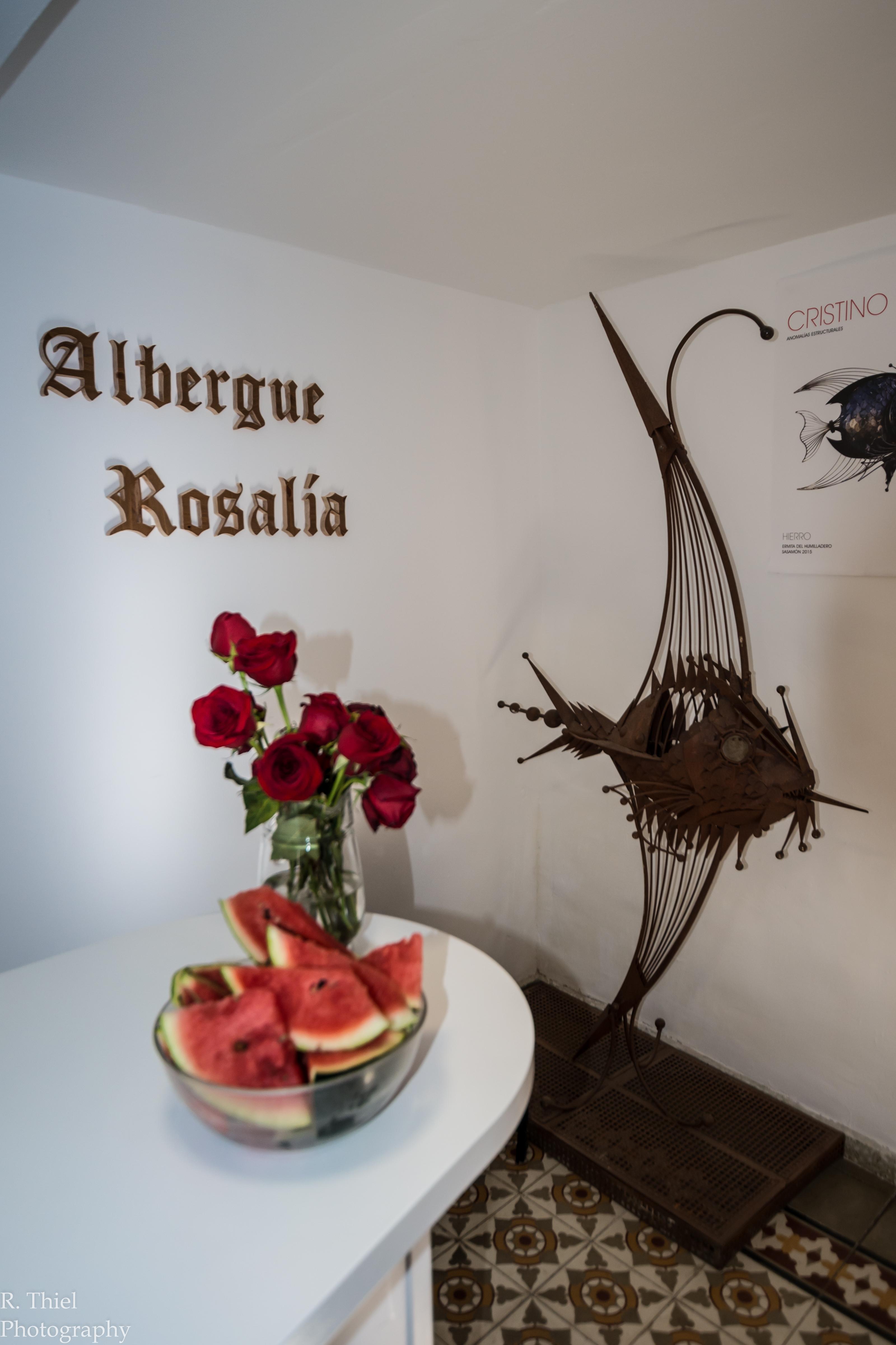Rosalia albergue